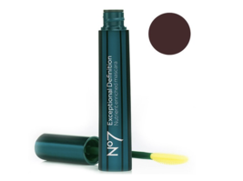 BOOTS No7 Exceptional Definition Mascara Brown/Black New - $14.80
