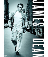 NEW The Complete James Dean Collection East of Eden  Giant Rebel Without... - $57.41