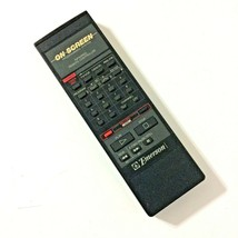 Emerson OEM VCR875 70-2091 Remote Control - Tested - $5.99