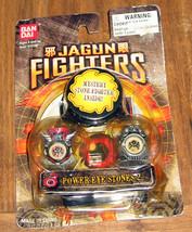 Bandai Jagun Fighters Power Eye Stones 2 Mystery Pack Sealed 2003 HTF Vtg Set  - $35.09