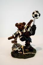Boyds Bears  Rocky Bruin  Score, Score, Score  Style 228307  Classic Figure - $16.92
