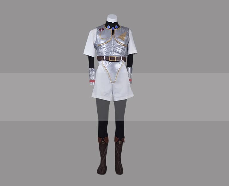 The legend of zelda fierce deity link cosplay costume for sale
