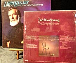 Larry Elgart Hooked On Swing Orchestra  and Sonlight Orchestra Star Of The Morni image 3