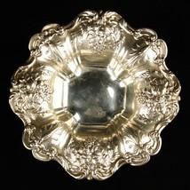 Antique Reed & Barton Francis I X 569 Candy Dish Silver Bowl - $475.20