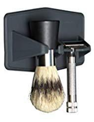 Tooletries - The Maverick, Silicone Waterproof Razor And Brush Holder Slim - Hol
