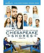 Chesapeake Shores Season 2 (DVD, 2017, 2-Disc Set) Like New - $24.99