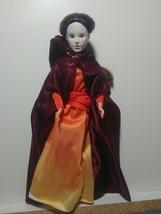 "1998 Hasbro Star Wars Episode 1 Hidden Majesty Queen Amidala Doll 12"" - $4.90"