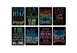 """OOLY 118-QT Pocket Pal Journal Pack of 8, (3.5"""" x 5"""") - Quotations - $17.78 CAD"""