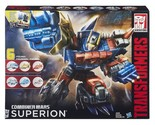 Transformers Generations Combiner Wars Superion Collection Pack New Sealed