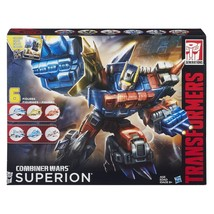 Transformers Generations Combiner Wars Superion Collection Pack New Sealed  - $232.82