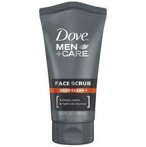 2 Packs Dove Men+Care Deep Clean + Facial Cleanser Exfoliating Face Wash - 5oz - $29.00