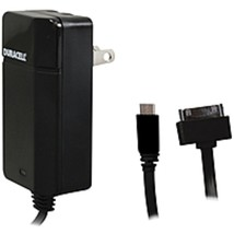 Duracell PRO154 Universal AC Charger with 6 Feet Micro USB to 30-Pin Cab... - $18.57