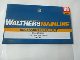 Walthers Mainline #910-256 END SD50 SD60 Diesel Detailing Kit  HO Scale image 3
