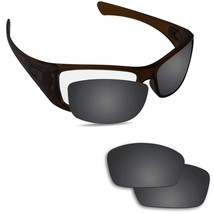 Anti-saltwater Replacement Lenses for Oakley Hijinx Sunglasses Various Colors - $32.48