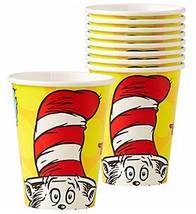 Dr. Seuss Cups 8ct - $12.09