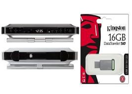 Under the Cabinet TV / AM / FM / Bluetooth / CD + USB 3.0 16 GB Flash Drive - $198.99