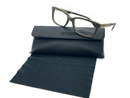 New with Case Guess brown GU1846 K57 54-17-140 Women's Eyeglasses Frames - $33.92