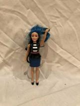 Fast Food Toy McDonald's Barbie Fashionistas Sweetheart Stripes Mattel 2017 - $4.95