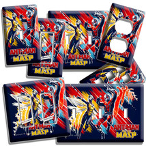 Ant Man And The Wasp Small Superheroes Light Switch Wall Plate Outlet Room Decor - $9.99+