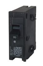 MP120 20-Amp Single Pole Type MP-T Circuit Breaker - $7.92
