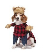 Dog Halloween Costume Werewolf Pet Costumes XS - L - £18.75 GBP