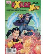 Marvel EXILES (2001 Series) #29 FN - $0.69