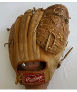 "Rawlings Baseball Glove 10.5"" Dave Winfield Right Hand Thrower Cowhide - $23.56"