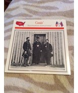 New Civil War Atlas Edition Collector Cards Pack of 20 Cards Lot 8 - $10.95