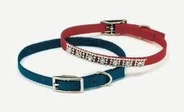 "3201 3/8"" Jewel Collar 12"" Blue - $14.36"
