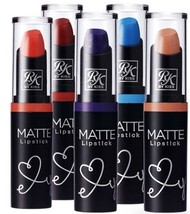 RK BY KISS ULTRA MATTE LIPSTICKS NEW SHADES - $2.97