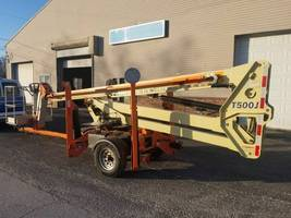 2014 JLG T500J TOWABLE BOOM LIFT FOR SALE IN 53963 image 2