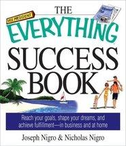 Everything Success Book (Everything Series) Nigro, Joseph - $6.68