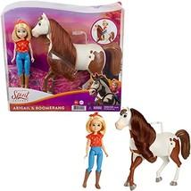 Mattel Spirit Untamed Abigail & Boomerang - $29.80