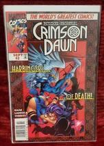 Marvel Comics Psylocke & Archangel Crimson Dawn Comic Book Issue #2 (1997) - $3.99