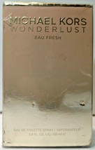 Wonderlust Eau Fresh by Michael Kors for Women - 3.4 oz EDT Spray READ C... - $60.18