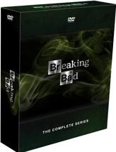 Breaking bad the complete series season 1 6 final  dvd 2014  21 disc  cranston thumb200