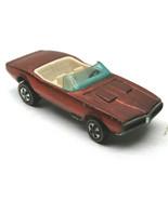 Vintage 1967 Hot Wheels Redline Custom Pontiac Firebird Diecast Mattel M... - $79.46
