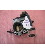 USED THROTTLE BODY 3 TUBE 2.4L 03 04 05 06 07 CAMRY HIGLANDER SOLARA RAV... - $54.68