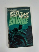 DOC SAVAGE # 27 Mystery Under The Sea by Kenneth Roberson 1968 PB fictio... - $6.93