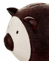 Mud Pie All Boy Baby Boy 6″ Personalizable Football Piggy Bank Set 20120... - $18.00