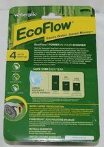 Waterpik Brand VBE423 Treat Yourself Better EcoFlow Shower Head image 3