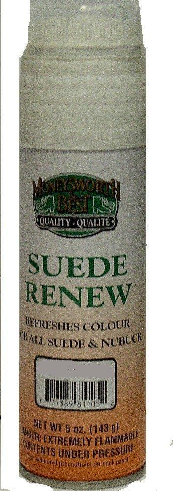 Moneysworth & Best Suede Renew Dye / Conditioner Color Spray 165 g / 5.8 oz image 4