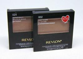 REVLON Powder Blush 0.17oz/5g Choose Shade - $6.50