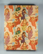 Springbok Hallmark Heavenly Angels Jigsaw Puzzle 500 Pieces Complete Harps - $14.94