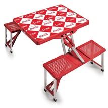 Coca Cola Picnic Table Theme Summer Outdoor Patio - $247.69