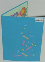 Lovepop LP1694 Pinata Pop Up Card White Envelope Cellophane Wrapped image 2