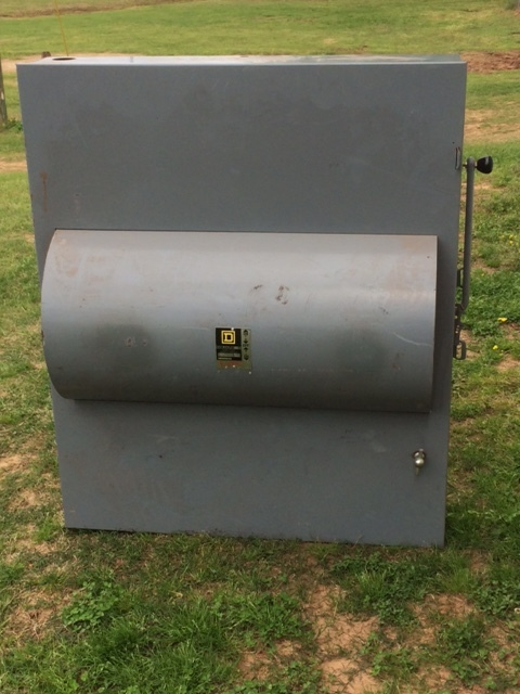 Double Throw Safety Switch For Sale in Colfax, Louisiana 71417