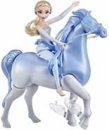 Disney Frozen 2 Figures Elsa and Nokk Aquatic Walking Only Hasbro e67165l0 - $339.41