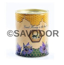 New Harvest Flower Honey Can 450gr-15.87oz Greek Excellent Quality Honey - $19.70