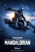 "The Mandalorian Poster Season 2 TV Series Disney Art Print Size 27x40"" 2... - $10.90+"